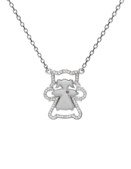 """""""Play house"""" necklace"""