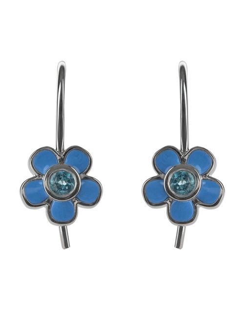 """""""Flowers"""" earrings for girls"""