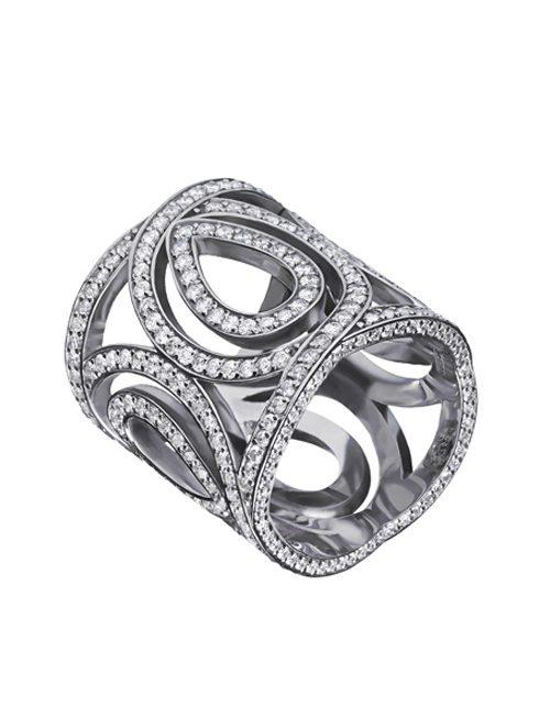 Кольцо Lace