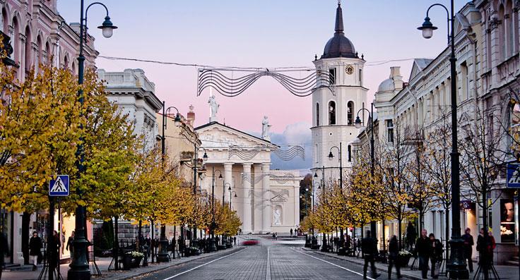 Владелица Geoma Jewelry в Вильнюсе