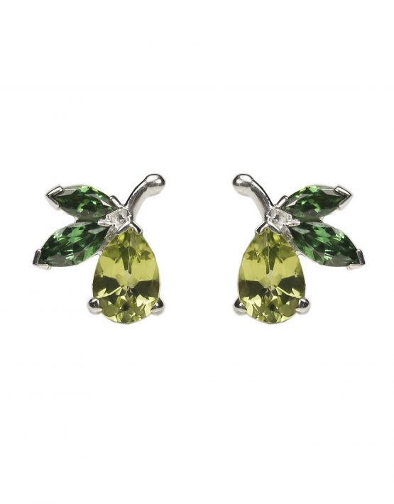 "EARRINGS ""PEARS"""