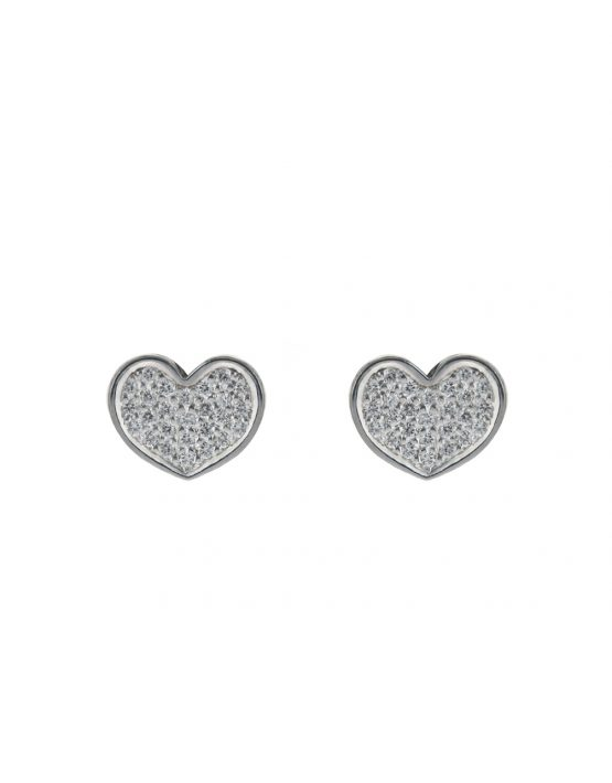 "EARRINGS ""SMALL HEARTS"""