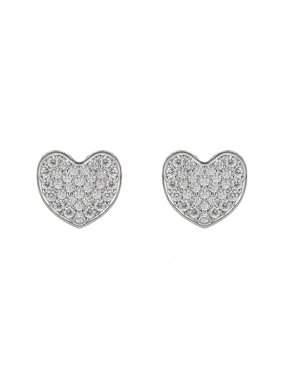 "EARRINGS ""BIG HEARTS"""