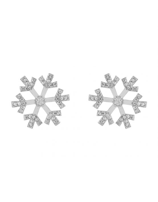 "EARRINGS ""SNOWFLAKES"" (S)"