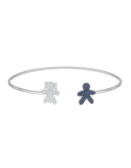 HARD BRACELET «BOY-GIRL»