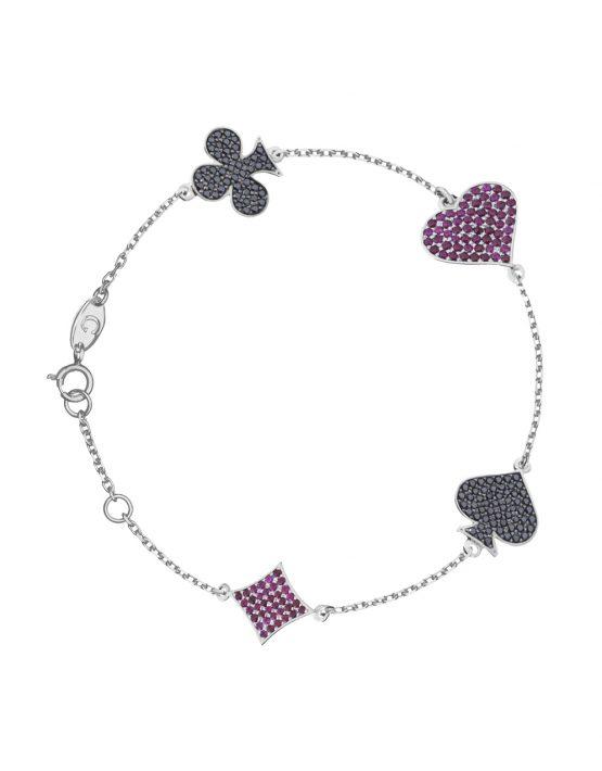 Cards bracelet
