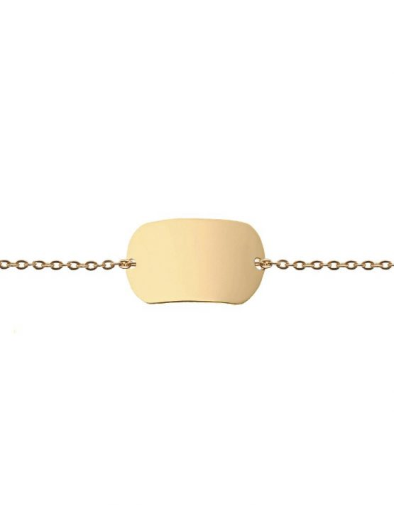 Neverlost Yellow gold small